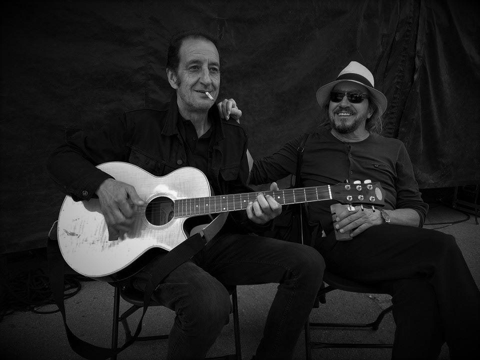 Con Watermelon Slim Band y Backstage Cerdanyola